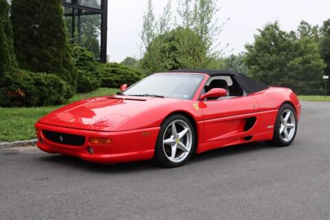 1995 Ferrari F355 for sale at Gullwing Motor Cars Inc in Astoria NY
