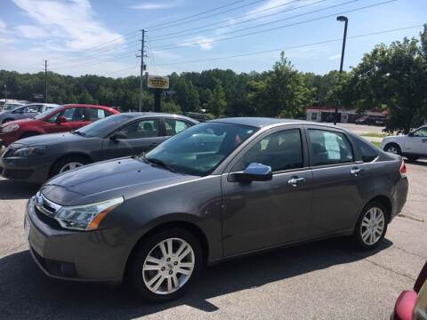 2010 Ford Focus for sale at O'Quinns Auto Sales, Inc in Fuquay Varina NC