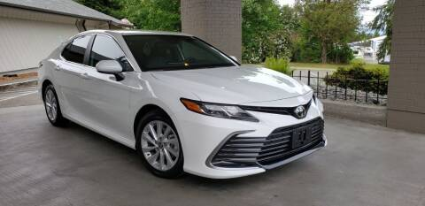 2021 Toyota Camry for sale at Clearview Motors in Snohomish WA