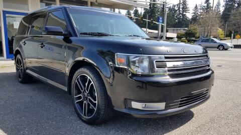 2014 Ford Flex for sale at Seattle's Auto Deals in Everett WA