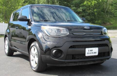 2018 Kia Soul for sale at Car Culture in Warren OH