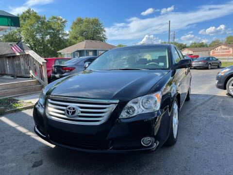 2008 Toyota Avalon for sale at Brownsburg Imports LLC in Indianapolis IN