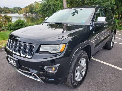 2015 Jeep Grand Cherokee for sale at Ultra Auto Center in North Attleboro MA