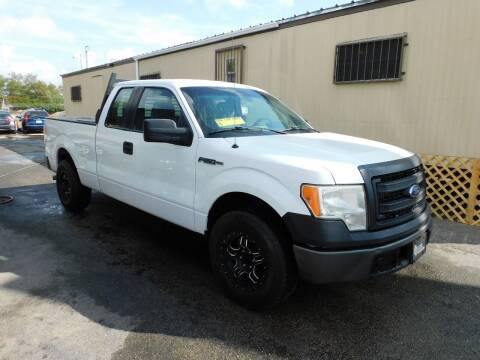 2013 Ford F-150 for sale at Midtown Motor Company in San Antonio TX
