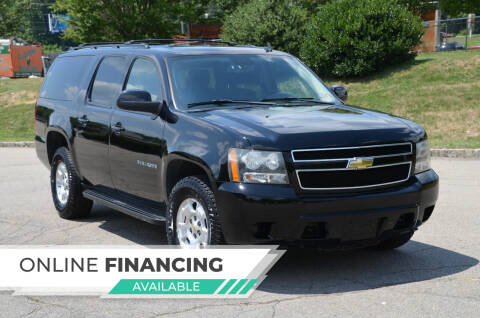 2011 Chevrolet Suburban for sale at Lenders Auto Group in Hillside NJ