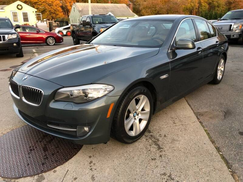2011 BMW 5 Series for sale at First Hot Line Auto Sales Inc. & Fairhaven Getty in Fairhaven MA
