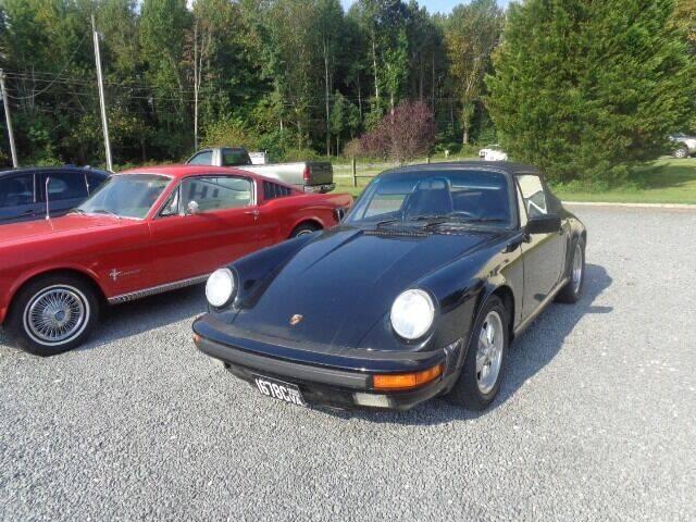 1988 Porsche 911 for sale at European Coach Werkes, Inc in Frankford DE