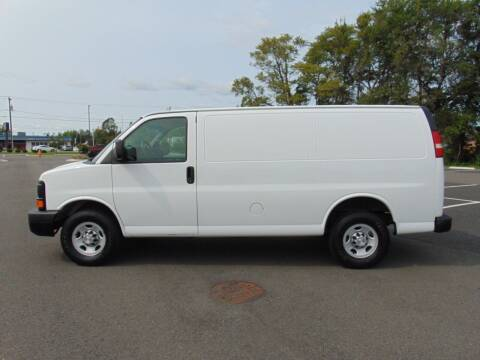 2015 Chevrolet Express Cargo for sale at CR Garland Auto Sales in Fredericksburg VA