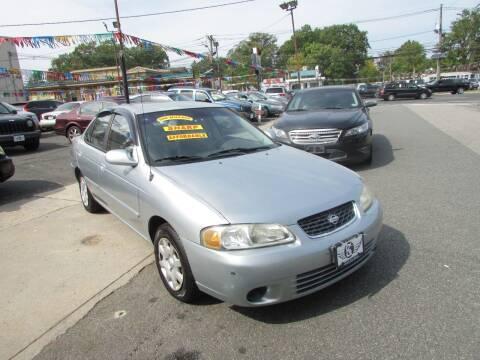 2002 Nissan Sentra for sale at K & S Motors Corp in Linden NJ