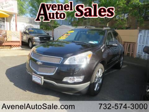 2010 Chevrolet Traverse for sale at Avenel Auto Sales in Avenel NJ