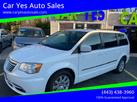 2014 Chrysler Town and Country for sale at Car Yes Auto Sales in Baltimore MD