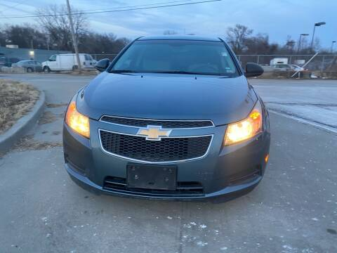 2012 Chevrolet Cruze for sale at Xtreme Auto Mart LLC in Kansas City MO