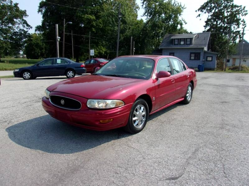 2004 Buick LeSabre for sale at Car Credit Auto Sales in Terre Haute IN