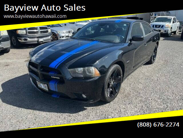 2011 Dodge Charger for sale at Bayview Auto Sales in Waipahu HI