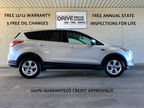 2015 Ford Escape for sale at Drive Pros in Charles Town WV