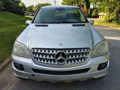 2006 Mercedes-Benz M-Class for sale at IMPORT AUTO SOLUTIONS, INC. in Greensboro NC