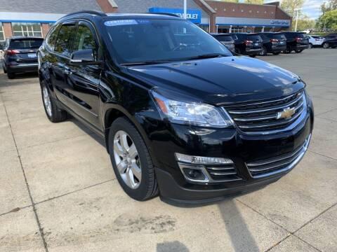 2017 Chevrolet Traverse for sale at Ganley Chevy of Aurora in Aurora OH