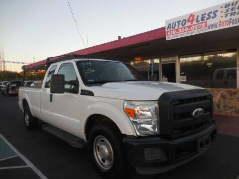 2011 Ford F-250 Super Duty for sale at Auto 4 Less in Fremont CA