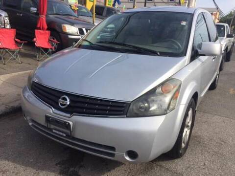 2007 Nissan Quest for sale at Drive Deleon in Yonkers NY