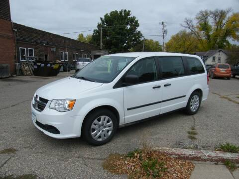 2015 Dodge Grand Caravan for sale at Vossen Auto LLC in Blue Earth MN