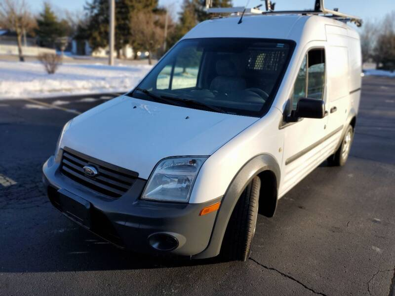 2012 Ford Transit Connect for sale at Future Motors in Addison IL