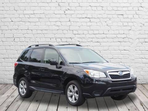 2016 Subaru Forester for sale at PHIL SMITH AUTOMOTIVE GROUP - Manager's Specials in Lighthouse Point FL
