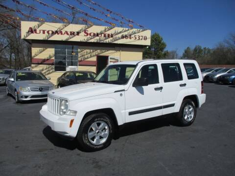 2012 Jeep Liberty for sale at Automart South in Alabaster AL
