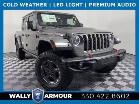 2021 Jeep Gladiator for sale at Wally Armour Chrysler Dodge Jeep Ram in Alliance OH