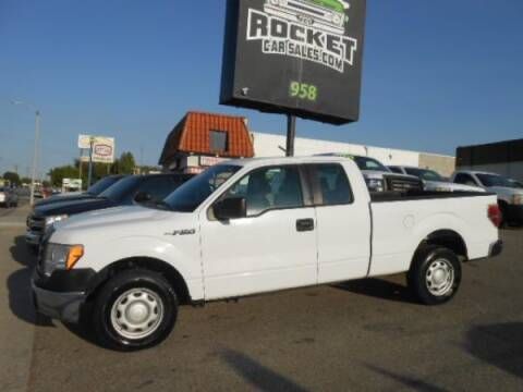 2012 Ford F-150 for sale at Rocket Car sales in Covina CA