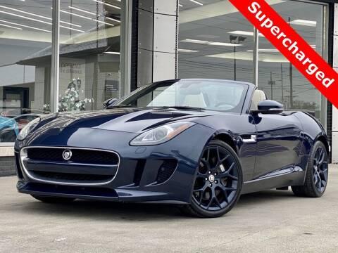 2014 Jaguar F-TYPE for sale at Carmel Motors in Indianapolis IN