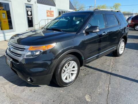 2014 Ford Explorer for sale at Huggins Auto Sales in Ottawa OH