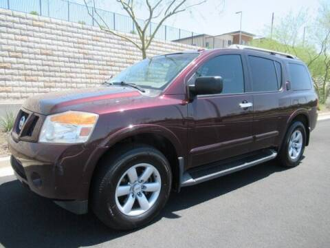 2014 Nissan Armada for sale at Curry's Cars Powered by Autohouse - Auto House Tempe in Tempe AZ