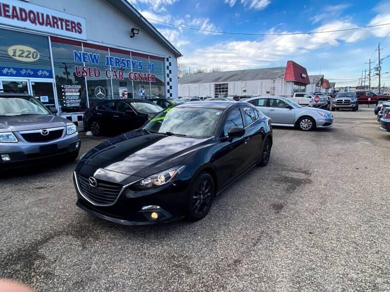 2015 Mazda MAZDA3 for sale at Auto Headquarters in Lakewood NJ