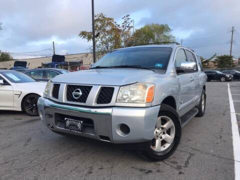 2007 Nissan Armada for sale at EUROPEAN AUTO EXPO in Lodi NJ