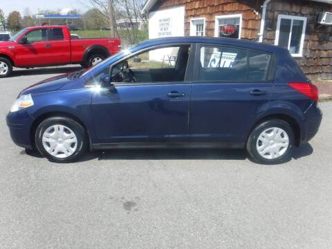 2012 Nissan Versa for sale at Trade Zone Auto Sales in Hampton NJ