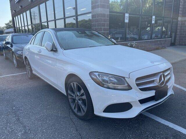2016 Mercedes-Benz C-Class for sale at SOUTHFIELD QUALITY CARS in Detroit MI
