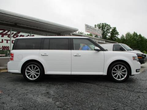 2015 Ford Flex for sale at Hibriten Auto Mart in Lenoir NC