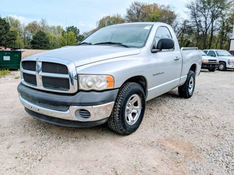 2002 Dodge Ram Pickup 1500 for sale at Delta Motors LLC in Jonesboro AR