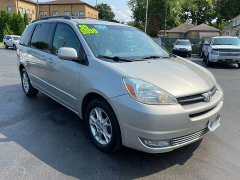 2005 Toyota Sienna for sale at Streff Auto Group in Milwaukee WI