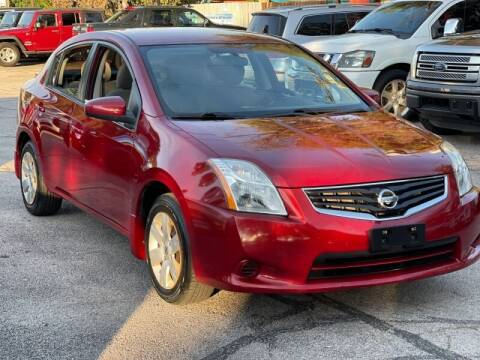 2012 Nissan Sentra for sale at AWESOME CARS LLC in Austin TX