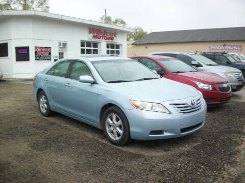 2009 Toyota Camry for sale at Wildcat Motors - Main Branch in Junction City KS