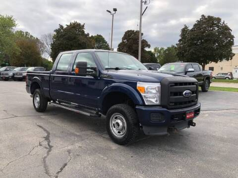 2011 Ford F-250 Super Duty for sale at WILLIAMS AUTO SALES in Green Bay WI