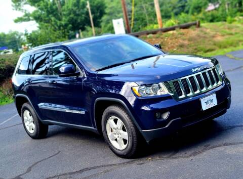 2012 Jeep Grand Cherokee for sale at Flying Wheels in Danville NH