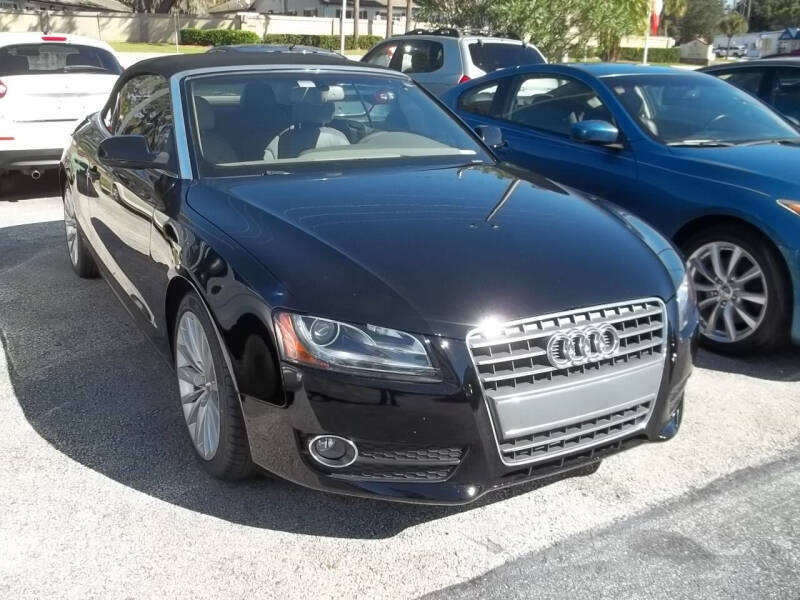 2011 Audi A5 for sale at PJ's Auto World Inc in Clearwater FL