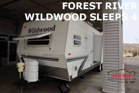 2007 Forest River Wildwood