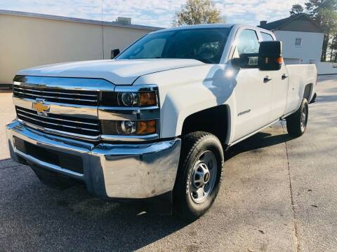 2018 Chevrolet Silverado 2500HD for sale at Capital Motors in Raleigh NC