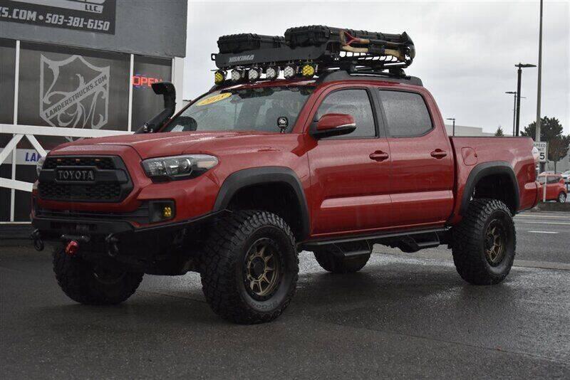 2018 Toyota Tacoma for sale at Landers Motors in Gresham OR