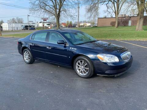 2007 Buick Lucerne for sale at Dittmar Auto Dealer LLC in Dayton OH