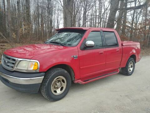 2001 Ford F-150 for sale at Doyle's Auto Sales and Service in North Vernon IN