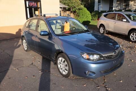 2010 Subaru Impreza for sale at FENTON AUTO SALES in Westfield MA